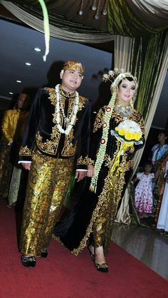 My javanese wedding reception