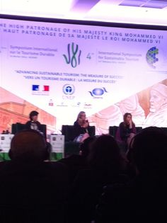 IV Symposium Internacional de Turismo Responsable de Marruecos en Agadir 2014