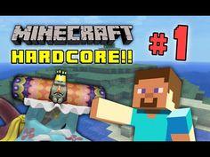 Minecraft HC #4! - Part 1 (Ft. Caddicarus & SpaceHamster!)