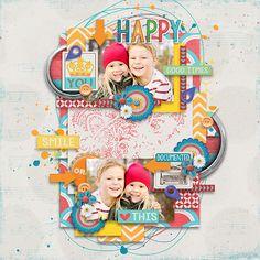 Happy Day - Scrapbook.com