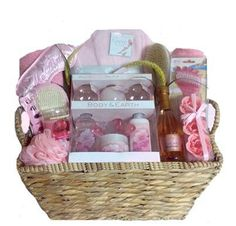 Me Time Gift Basket By Zotorius Creations Baskets Llc This Consist Of The Following Items Large Woven With Handles Two Premium Bath