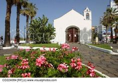 San Telmo church. Puerto de la Cruz. Tenerife. Canary Islands. Spain