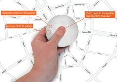 GPS navigation devices to guide the visually impaired | Designbuzz : Design ideas and concepts