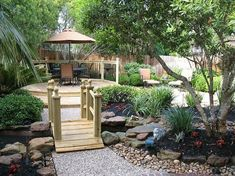 bonito diseño de glorieta de jardín