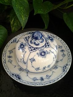 "Royal Copenhagen Blue Fluted half Lace by GerrysCollectables, $299.00. ""Repinned by Keva xo""."