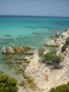 Kavourotripes, Chalkidiki, Greece ♥