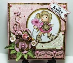 6002/0359 Noor! Design Vintage Border door Angela