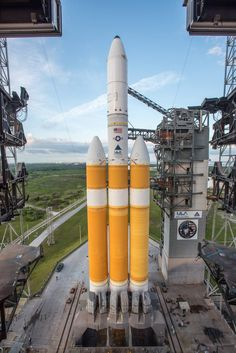 A United Launch Alliance (ULA) Delta IV Heavy rocket was unable to carry a top secret payload into space for the US National Reconnaissance Office (NROL-37) on Thursday due to a violation of weather constraints. The next attempt is likely to take place on Saturday, with the launch taking place from Space Launch Complex 37 (SLC-37) at Cape Canaveral.