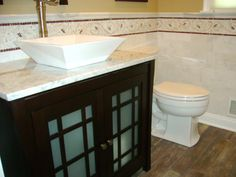 Great Design from All Trades #Bathroom Renovations @KitchenBathChan