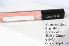 @Modelco 10 Lipgloss Favorites-Love This!!!