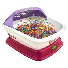 """""""Orbeez Luxury Spa"""" I wanna put my feet in it! (It's for kids, though.)"""
