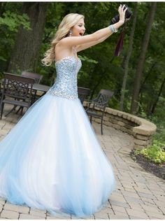 Cool Collection Prom Dress 58-1 2014 Alyce Paris 735