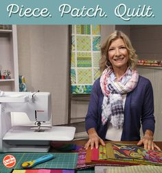 Learn quiltmaking basics in this free, online video class, and create 4 treasured quilts. Enjoy step-by-step instruction from expert Gail Kessler in the comfort of your own home.