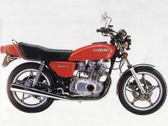 1982 SUZUKI GS400E Age17.I bought from a friend,withstand crash several times in tough anyway.But I will be disappointed with the Max speed.