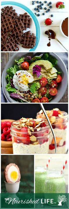 Try one of these easy healthy breakfast recipes today - at…
