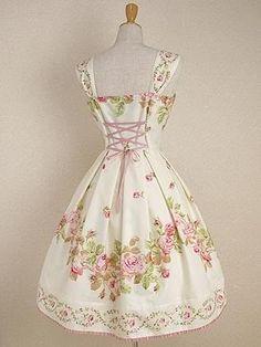 lolita style dress x