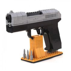 MP-45 Handgun - Lego Compatible Gun