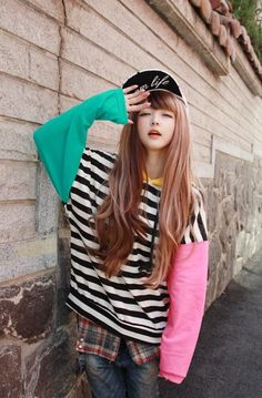 ariska pue's blog: Korean Fashion