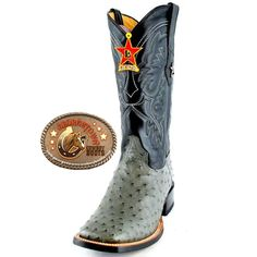 georgetowncowboyboots - Los Altos Boots Mens Full Quill Ostrich Cowboy Boots Square Toe 8220309 Gray, $365.00 (http://www.georgetowncowboyboots.com/los-altos-boots-mens-full-quill-ostrich-cowboy-boots-square-toe-8220309-gray/)