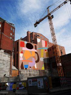 Thor, Oslo, Bold Colors, Fair Grounds, Illustration, Artwork, Artist, Fun, Travel