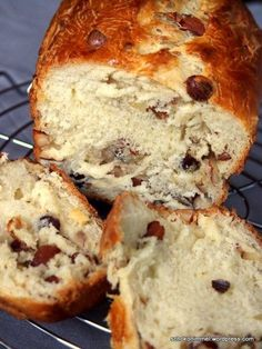 Osterfrühstück mit locker-leckerem Hefe-Nuss-Stuten Easter breakfast with easy-to-eat yeast nut mares – Authentic Mexican Recipes, Mexican Food Recipes, Sweet Recipes, Donut Recipes, Baking Recipes, Cake Recipes, Dessert Recipes, Dessert Weight Watchers, Chocolate Heaven