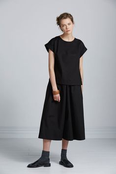 Chapter Top by Kowtow. Ethical organic cotton.