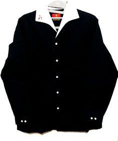 82年 クリームソーダ ブラックキャッツ レア 長袖 オリジナル _画像2 Cream Soda, Jackets, Style, Fashion, Down Jackets, Swag, Moda, Fashion Styles, Fashion Illustrations