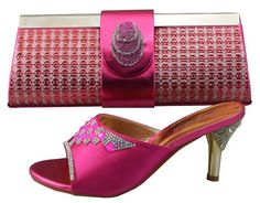 2016 italian women shoe and bag to match set decorated with diamond african women shoe and bag set for party and wedding
