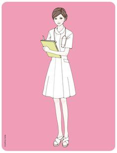 女性,イラスト,illustration,woman
