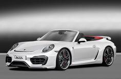 Caractère heeft al zomerse gevoelens: Porsche 911 Cabriolet