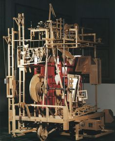 L-1 The MEMORY MACHINE - Daniel Libeskind