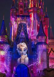 """Part of """"Limited Time Magic"""" - """"Frozen"""" segment added to """"Celebrate the Magic"""" tami@goseemickey.com"""