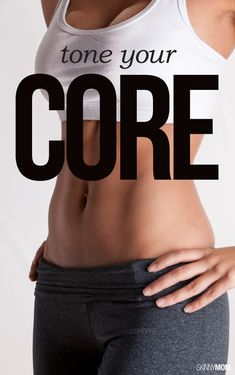 Tighten up your core with this move!