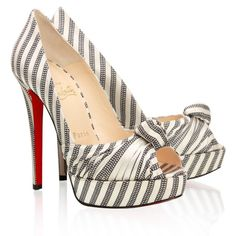 Louboutin, love these!