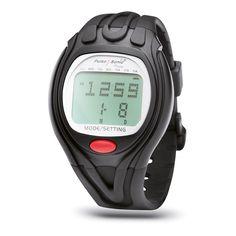 Reloj pulsímetro realizado en ABS que incluye banda transmisorainalámbrica,...