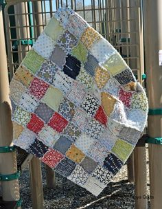 (7) Name: 'Quilting : Rag Quilt
