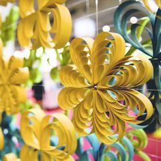 Wanda Barcelona remet l'origami au goût du jour