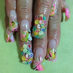 fruit - Nail Art Gallery by NAILS Magazine