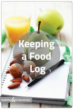 food logging: why it can help you lose weight!