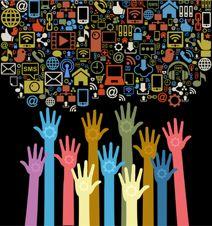 Social Media Trends that Will Strike Us in 2018 Social Media Trends, Social Media Safety, Top Social Media, Social Media Icons, Social Networks, Social Media Marketing, Location Based Service, Information Overload, Nursing Career
