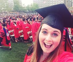 We did it! Officially an alumna of @bostonu @bualumni #graduation #BU2016 #ProudtoBU  by heather_goldin
