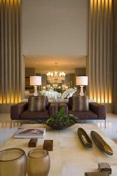 Modern and luxury living room #luxuryhomes #livingroom #interiordesign