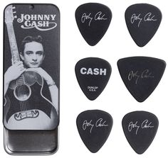 Singer-songwriter and rebel Johnny Cash created his own sound, using his country roots and unmistakable voice with a variety of musical styles, inspiring generations of musicians over 50+ year period