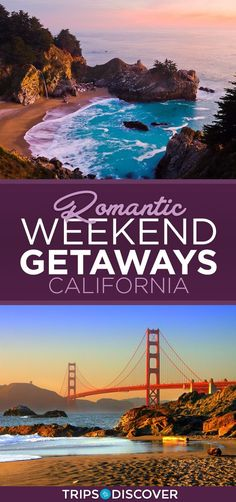 You have a limitless variety of romantic destinations to choose from, however if you wish to visit California, you ought to carefully examine Paso Robles. Cheap Weekend Trips, Weekend Getaways For Couples, Romantic Weekend Getaways, Couples Vacation, Romantic Destinations, Romantic Vacations, Romantic Travel, Vacation Spots, Romantic California Getaways