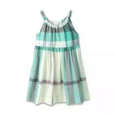 vestidos de niña en tela de cuadros - Buscar con Google