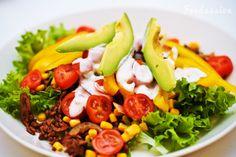 Texmex-salaatti by Foodassion, via Flickr