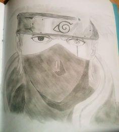 Kakashi Hatake, Naruto. By: Mo Scarlet
