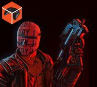 Test Chamber  10 Minutes Of Intense Cyberpunk Gameplay With Ruiner