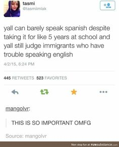 I feel this every time I go abroad! People often speak near perfect English and apologise for there English being bad meanwhile I can barely speak a word of their language The Words, Learning Tips, Pray For Venezuela, Faith In Humanity, My Guy, Social Justice, In This World, Equality, Decir No