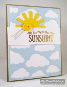 May Your Day Be Filled with Sunshine